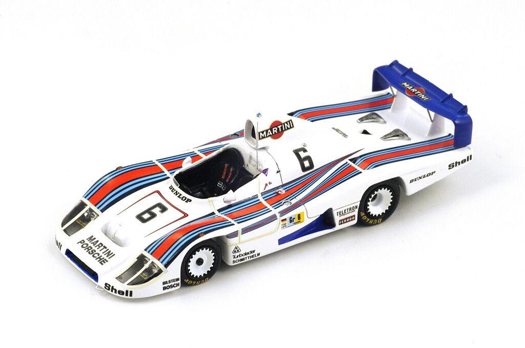 SPARK SPARK SPARK Porsche 936 78  6 2nd Le Mans 1978 B. Wollek - Barth - J. Ickx S4431 1 43 8c2292