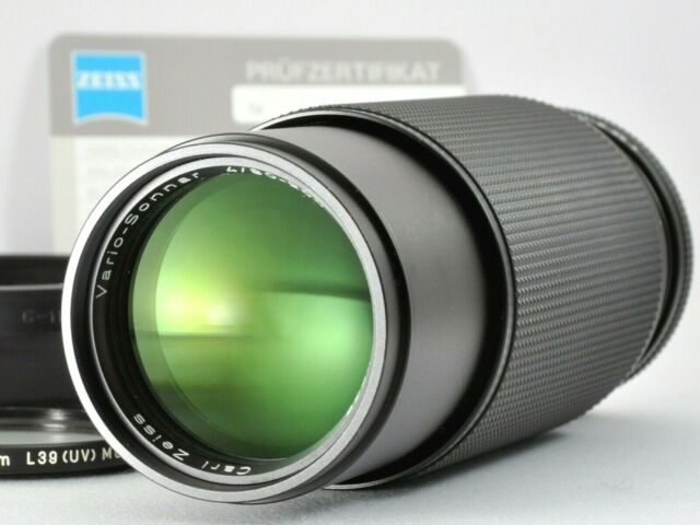 [Near Mint] CONTAX Vario-Sonnar 80-200mm f/4 MMJ Carl Zeiss T* Lens from Japan