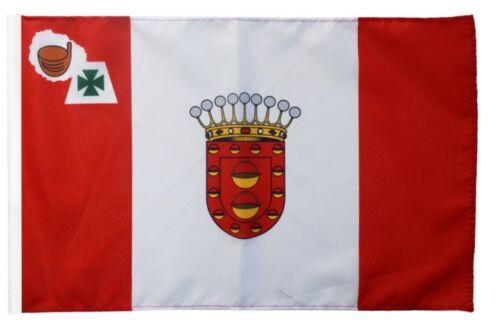Spanien La Gomera Banner  Fahnen Flaggen 30x45cm