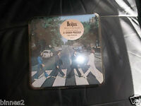 THE BEATLES ABBEY ROAD DOUBLE SIDED JIGSAW PUZZLE  NEW CONDITION SEALED BOX