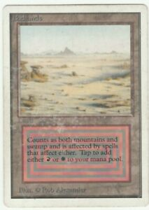 Unlimited-Badlands-MTG-Magic-Rare