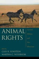 Animal Rights : Current Debates and New Directions (2005, Paperback)