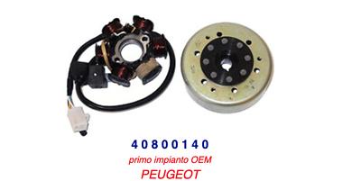 40800140 Statore + Volano Peugeot Ludix 50 Blaster / Rs12