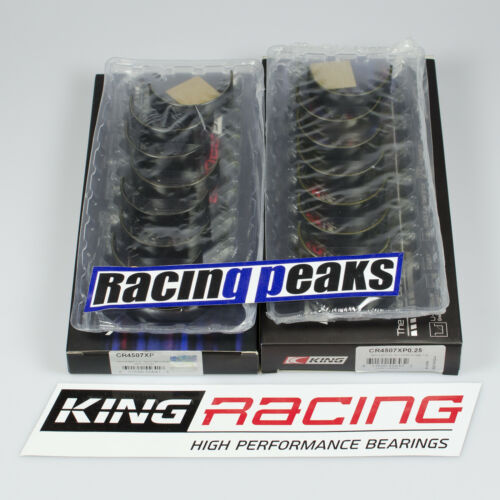 FORD Duratec 2.3 16V MAZDA L3 MZR big end con rod bearings KING Race CR4507XP