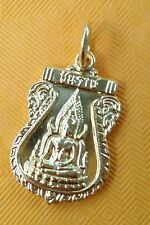 Buddha's Sacred Thai Amulet Pendant blessed by Monks for Luck Wealth & Love (11)