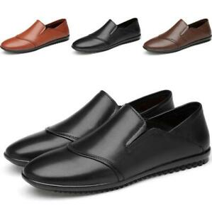 Men-039-s-Driving-Moccasin-Loafers-Pumps-Shoes-Slip-on-Flats-Soft-Breathable-Leisure