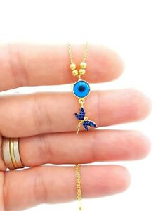 2019 NEW EVIL EYE STYLES 925 SILVER TURKISH JEWELRY Luck