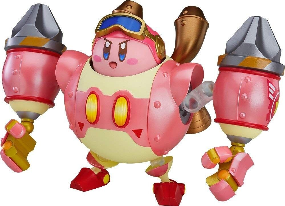 Good Smile Company Nendoroid More Robobot Planet Armor Kirby Figure Roboboamer