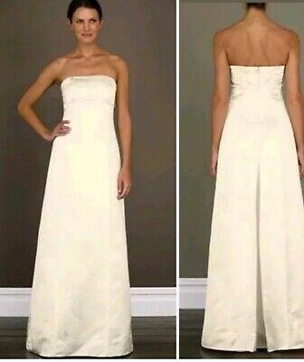 J Crew Wedding Dress Size 4 Ebay