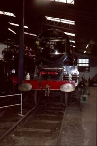 PHOTO-LMS-STANIER-039-CORONATION-039-PACIFIC-6233-039-DUCHESS-OF-SUTHERLAND-039-REPOSES-IN