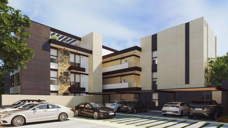 Departamentos en venta en Aristela Luxury San Ramon Norte