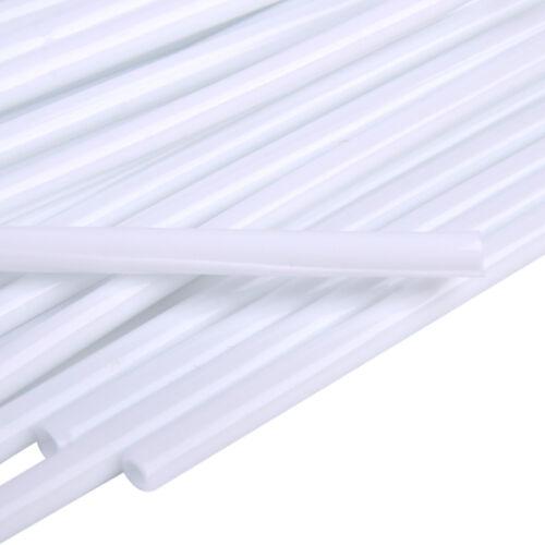 72x Motorrad Speichen Cover Tubes Rohr Überzug Wheel Spoke Rim Wraps Skins Weiß