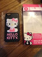 Sanrio Hello Kitty Iphone Cell Phone Case Cover Hard 5