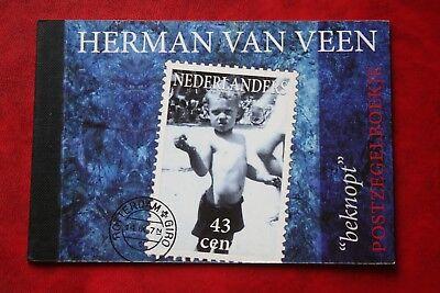 Niederlande & Kolonien Niederlande Prestige Markenheft Pp11 Herman Van Veen Mnh ** Letzter Stil