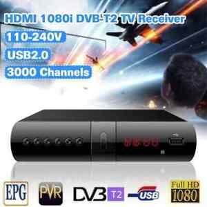 DECODER-RICEVITORE-DIGITALE-TERRESTRE-MPEG4-DVB-T2-USB-HDMI-SCART-TELECOMANDO-DV