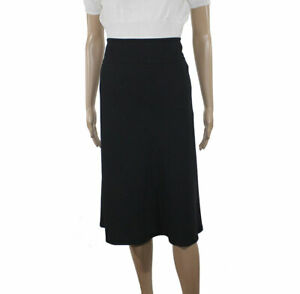 Austin Reed Size 42 44 Women Lined Long High Rise Waist Skirt Ebay