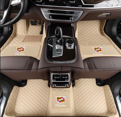 Suitable For Cadillac ATS CTS CT6 SRX XT5 XT4 XTS luxury customCar floor mats .