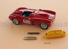 C108 voiture 1/43 FERRARI 290 Mile miglia 1956 collector Heco miniature provence