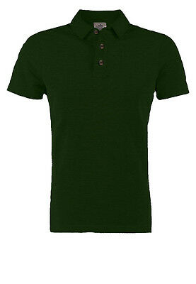 Polo Shirt Cotton Oxford Mens New 100% Natural CottonRugby/Club/Team