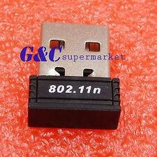 2PCS USB WIFI N-WIRELESS N Chipset RTL8188-Wifi N USB Mini Adaptador