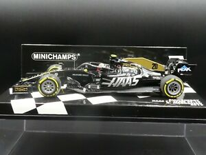 Minichamps-1-43-Kevin-Magnussen-Haas-VF-19-F1-2019-resin-NEW-release-417190020