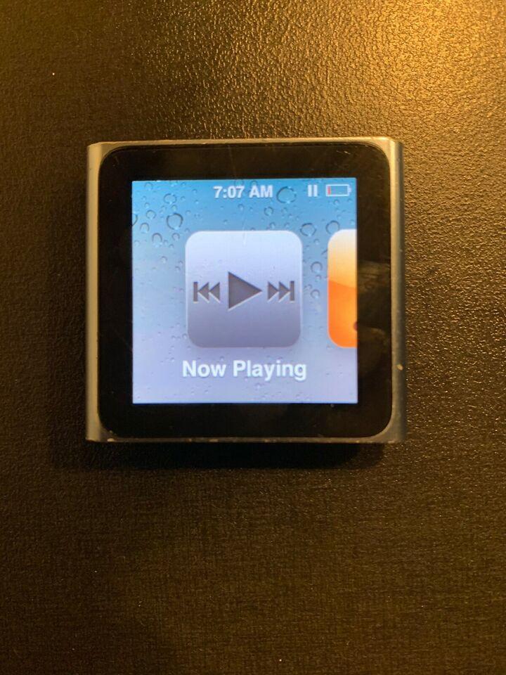 iPod, Nano 6th generation, 8 GB