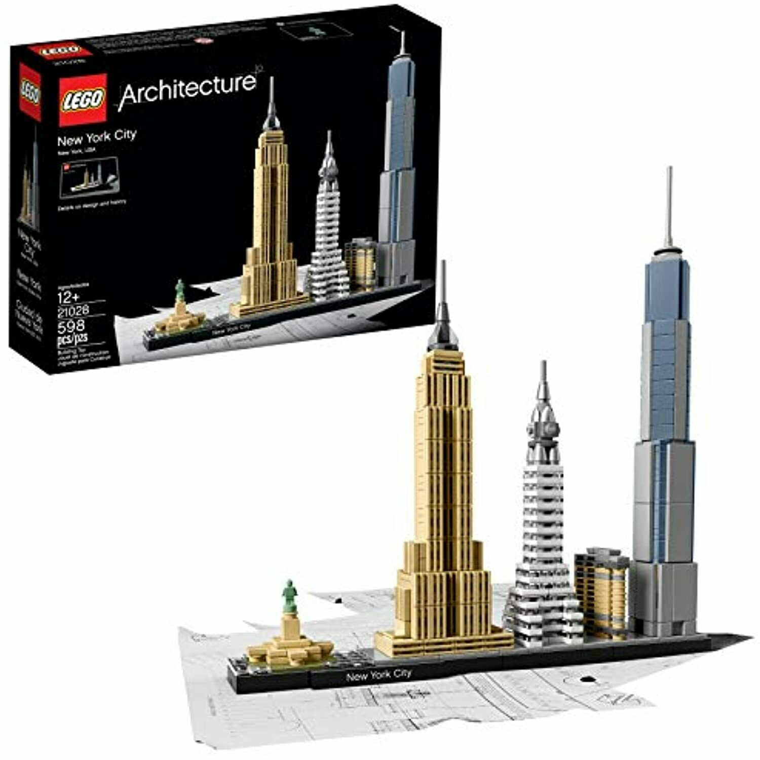 Lego Architecture London 21034 Skyline Collection Gift for sale online