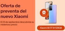 """Xiaomi Mi 11T 5G 8+128GB MediaTek Dimensity 1200-Ultra Octa Core 6.67 """" 67W"""