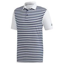 Adidas Golf Men's Ultimate 365 Chest Stripe Polo Shirt,  Brand New