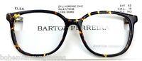 $400 Barton Perreira Womens Eyeglasses Optical Glasses Elisa Eye 52-19-145