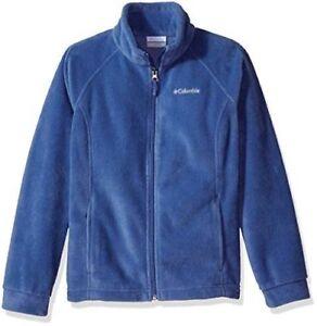 dd797763fa837 Image is loading Columbia-Girls-039-Toddler-Benton-Springs-Fleece-Jacket-