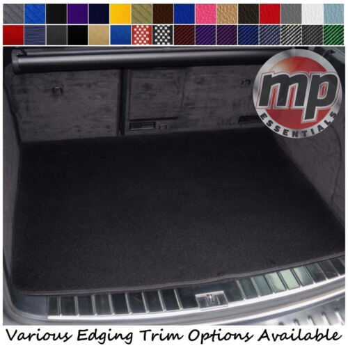 08-16 Black Carpet Car Boot Liner Mat Tailored to Perfectly fit Audi A5 Coupe