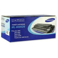 Samsung ML-6000D6 noir Cartouche d'encre ML-6000 ML-6050 ML-6100 neuf