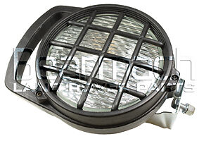 Wipac Swivel & Tilting Work Lamp Light with Plastic Protective Cover, Lamping