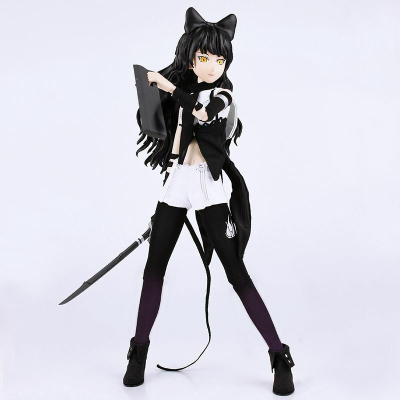 RWBY - Scale Blake Bellawomen 1 6 Scale - Action Figure (ThreeA Trading Company) 3aef4e