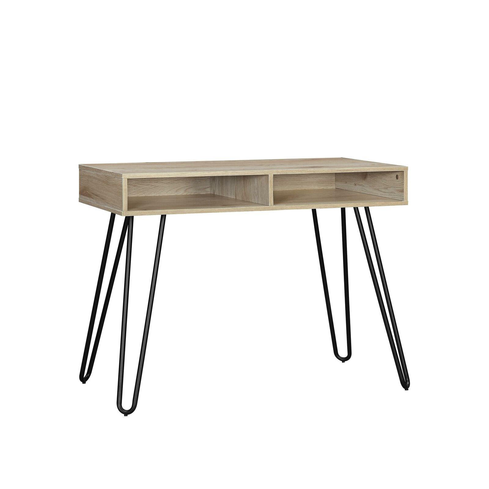 Mainstays 2 Tier Writing Desk Multiple Finishes For Sale Online Ebay