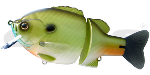 DEPS Bulldoze 160 Bibbed Swimbait Lure Colour