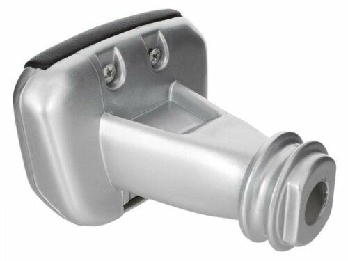 Schaltknauf Automatik Silber Schwarz für Mercedes C-Klasse W203 S203 W204 S204