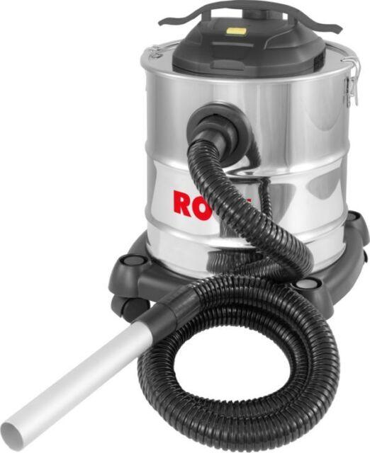 Rowi RAS 1200/20/1 F Inox Premium Aschesauger Kaminsauger Grillsauger Sauger