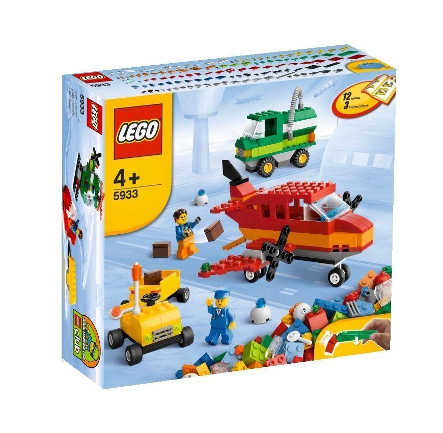 LEGO® 5933 Bausteine Flughafen Neu OVP Airport Building Set New MISB
