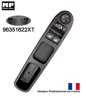 Pour Peugeot 307 96351622XT Commande Lève Vitre Avant Gauche 2000-2005