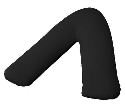 V Shaped Pillow Orthopedic//Nursing//Pregnancy Back /& Neck Baby Support Case