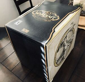 World-Of-Warcraft-15th-Anniversary-Collector-039-s-Edition-BOX-ONLY-NO-GAME-W-Sleeve