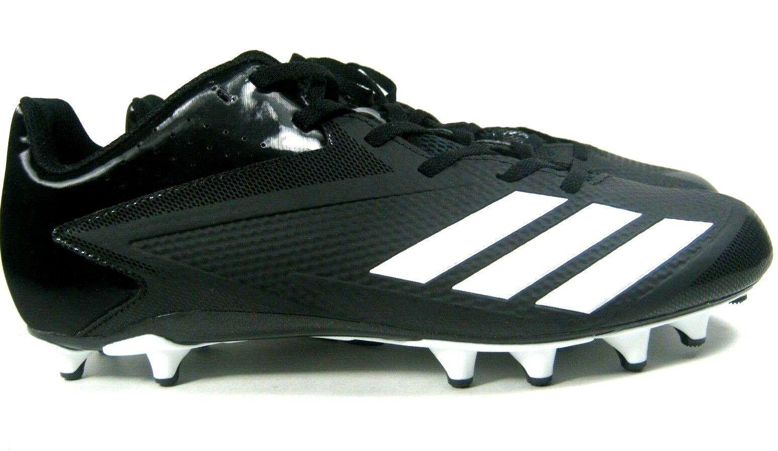 Adidas mens bw0769 001 nero scarpe taglia 12 12 12 | Qualità