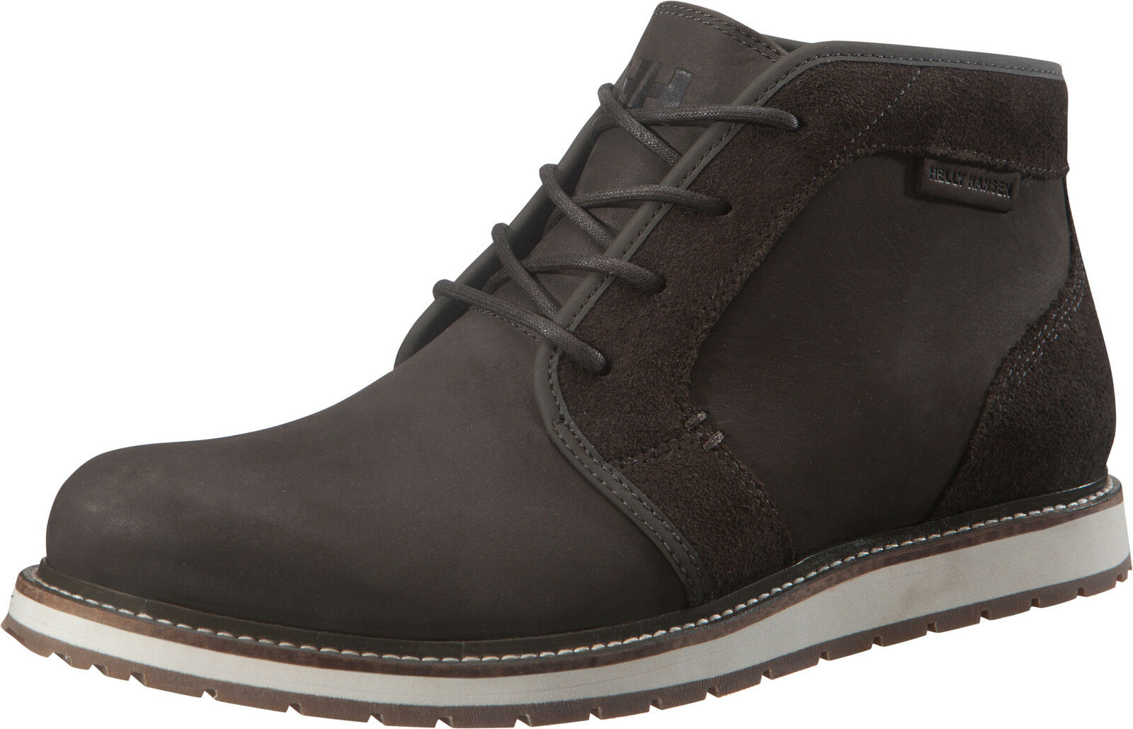 Helly Hansen Borghall Men's Boot 10871 707 Espresso Angora Sperry Gum NEW