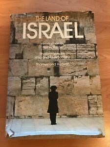 THE-LAND-OF-ISRAEL-1st-Edition-1st-Printing-Hilla-amp-Max-Jacoby
