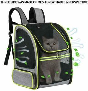 Pets-Backpack-Breathable-Dog-Cat-Carrier-Mesh-Travel-Tote-Hiking-Outdoor-Daypack