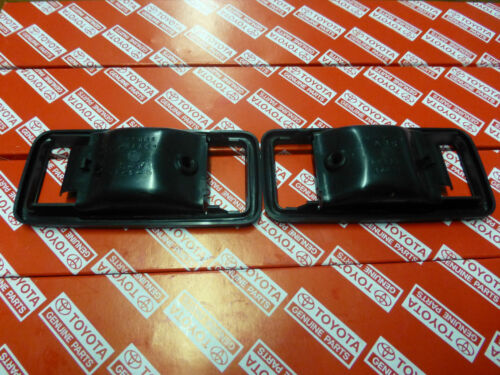 Genuine Toyota Landcruiser FJ40 Door Handle Bezel BRAND NEW NOS HJ47 BJ42 FJ45