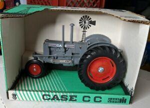 Case CC in box 1/16 scale by ERTL Beckman High School Dyersville Iowa limited ed