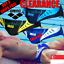 Arena-AST13104-Competition-Swimwear-Swimsuit-Swim-Swimming-Trunks-Briefs thumbnail 1